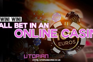 Win With a Small Bet in an Online Casino